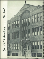 Page 4, 1953 Edition, St Patrick High School - La Croix Yearbook (Chicago, IL) online yearbook collection