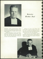Page 6, 1953 Edition, St Patrick High School - La Croix Yearbook (Chicago, IL) online yearbook collection