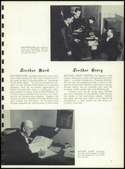 Page 7, 1953 Edition, St Patrick High School - La Croix Yearbook (Chicago, IL) online yearbook collection