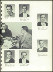 Page 9, 1953 Edition, St Patrick High School - La Croix Yearbook (Chicago, IL) online yearbook collection