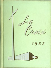 Page 1, 1957 Edition, St Patrick High School - La Croix Yearbook (Chicago, IL) online yearbook collection