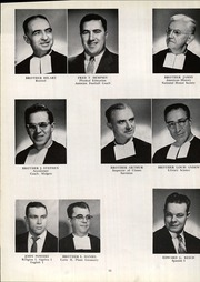 Page 16, 1957 Edition, St Patrick High School - La Croix Yearbook (Chicago, IL) online yearbook collection