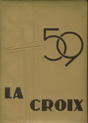 Page 1, 1959 Edition, St Patrick High School - La Croix Yearbook (Chicago, IL) online yearbook collection