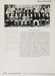 Page 16, 1939 Edition, Lincoln Community High School - Lincolnite Yearbook (Lincoln, IL) online yearbook collection