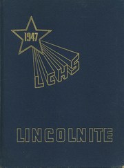 Page 1, 1947 Edition, Lincoln Community High School - Lincolnite Yearbook (Lincoln, IL) online yearbook collection