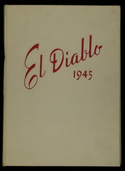1945 Edition, Hinsdale Central High School - El Diablo Yearbook (Hinsdale, IL)