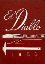 1951 Edition, Hinsdale Central High School - El Diablo Yearbook (Hinsdale, IL)