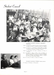 Page 15, 1952 Edition, Hinsdale Central High School - El Diablo Yearbook (Hinsdale, IL) online yearbook collection