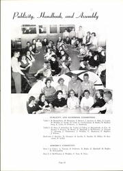 Page 16, 1952 Edition, Hinsdale Central High School - El Diablo Yearbook (Hinsdale, IL) online yearbook collection