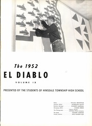 Page 5, 1952 Edition, Hinsdale Central High School - El Diablo Yearbook (Hinsdale, IL) online yearbook collection