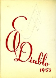 1953 Edition, Hinsdale Central High School - El Diablo Yearbook (Hinsdale, IL)