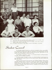 Page 14, 1956 Edition, Hinsdale Central High School - El Diablo Yearbook (Hinsdale, IL) online yearbook collection