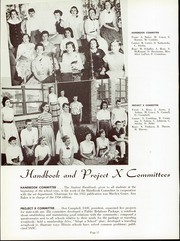 Page 16, 1956 Edition, Hinsdale Central High School - El Diablo Yearbook (Hinsdale, IL) online yearbook collection