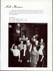 Page 17, 1956 Edition, Hinsdale Central High School - El Diablo Yearbook (Hinsdale, IL) online yearbook collection