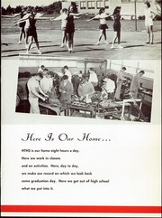 Page 9, 1956 Edition, Hinsdale Central High School - El Diablo Yearbook (Hinsdale, IL) online yearbook collection