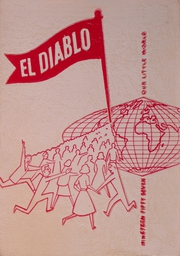 1957 Edition, Hinsdale Central High School - El Diablo Yearbook (Hinsdale, IL)