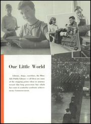 Page 10, 1957 Edition, Hinsdale Central High School - El Diablo Yearbook (Hinsdale, IL) online yearbook collection