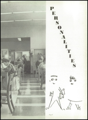 Page 13, 1957 Edition, Hinsdale Central High School - El Diablo Yearbook (Hinsdale, IL) online yearbook collection