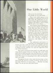 Page 9, 1957 Edition, Hinsdale Central High School - El Diablo Yearbook (Hinsdale, IL) online yearbook collection
