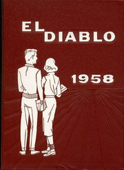 1958 Edition, Hinsdale Central High School - El Diablo Yearbook (Hinsdale, IL)