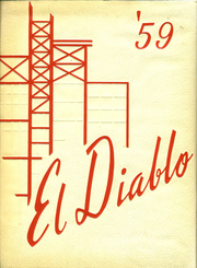 1959 Edition, Hinsdale Central High School - El Diablo Yearbook (Hinsdale, IL)