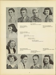 Page 10, 1949 Edition, Illinois Valley Central High School - Sequence Yearbook (Chillicothe, IL) online yearbook collection