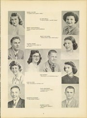 Page 11, 1949 Edition, Illinois Valley Central High School - Sequence Yearbook (Chillicothe, IL) online yearbook collection