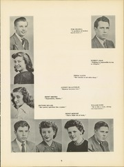 Page 13, 1949 Edition, Illinois Valley Central High School - Sequence Yearbook (Chillicothe, IL) online yearbook collection