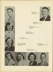 Page 14, 1949 Edition, Illinois Valley Central High School - Sequence Yearbook (Chillicothe, IL) online yearbook collection