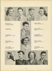 Page 15, 1949 Edition, Illinois Valley Central High School - Sequence Yearbook (Chillicothe, IL) online yearbook collection