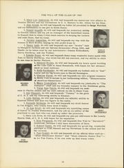 Page 16, 1949 Edition, Illinois Valley Central High School - Sequence Yearbook (Chillicothe, IL) online yearbook collection