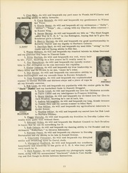 Page 17, 1949 Edition, Illinois Valley Central High School - Sequence Yearbook (Chillicothe, IL) online yearbook collection