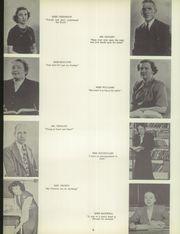 Page 10, 1950 Edition, Illinois Valley Central High School - Sequence Yearbook (Chillicothe, IL) online yearbook collection