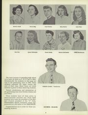 Page 12, 1950 Edition, Illinois Valley Central High School - Sequence Yearbook (Chillicothe, IL) online yearbook collection