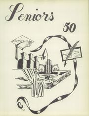 Page 13, 1950 Edition, Illinois Valley Central High School - Sequence Yearbook (Chillicothe, IL) online yearbook collection