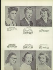 Page 16, 1950 Edition, Illinois Valley Central High School - Sequence Yearbook (Chillicothe, IL) online yearbook collection