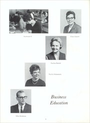 Page 12, 1967 Edition, Illinois Valley Central High School - Sequence Yearbook (Chillicothe, IL) online yearbook collection