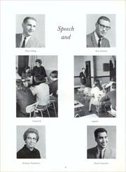 Page 14, 1967 Edition, Illinois Valley Central High School - Sequence Yearbook (Chillicothe, IL) online yearbook collection