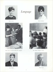 Page 15, 1967 Edition, Illinois Valley Central High School - Sequence Yearbook (Chillicothe, IL) online yearbook collection