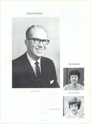 Page 9, 1967 Edition, Illinois Valley Central High School - Sequence Yearbook (Chillicothe, IL) online yearbook collection