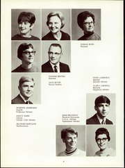 Page 10, 1969 Edition, Illinois Valley Central High School - Sequence Yearbook (Chillicothe, IL) online yearbook collection