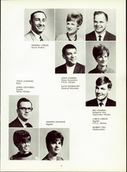 Page 11, 1969 Edition, Illinois Valley Central High School - Sequence Yearbook (Chillicothe, IL) online yearbook collection