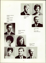 Page 12, 1969 Edition, Illinois Valley Central High School - Sequence Yearbook (Chillicothe, IL) online yearbook collection