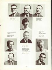 Page 14, 1969 Edition, Illinois Valley Central High School - Sequence Yearbook (Chillicothe, IL) online yearbook collection