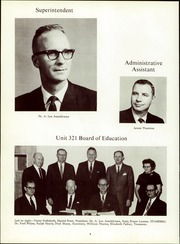 Page 8, 1969 Edition, Illinois Valley Central High School - Sequence Yearbook (Chillicothe, IL) online yearbook collection