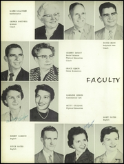 Page 10, 1958 Edition, West Chicago Community High School - Challenge Yearbook (West Chicago, IL) online yearbook collection