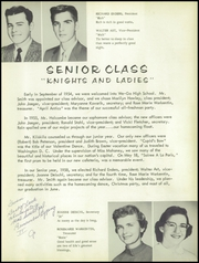 Page 15, 1958 Edition, West Chicago Community High School - Challenge Yearbook (West Chicago, IL) online yearbook collection