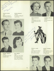 Page 16, 1958 Edition, West Chicago Community High School - Challenge Yearbook (West Chicago, IL) online yearbook collection