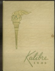 Page 1, 1946 Edition, Dekalb High School - Kalibre Yearbook (Dekalb, IL) online yearbook collection
