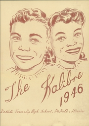 Page 9, 1946 Edition, Dekalb High School - Kalibre Yearbook (Dekalb, IL) online yearbook collection